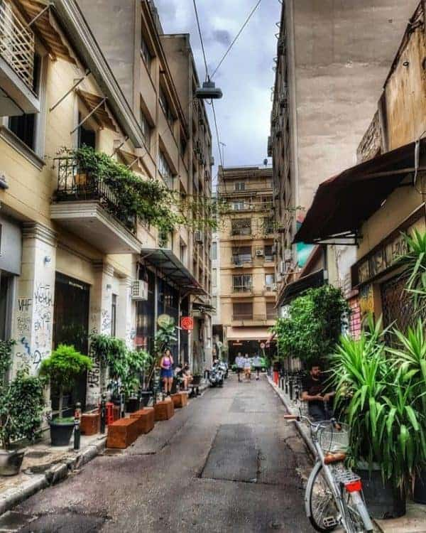 Athens Itinerary