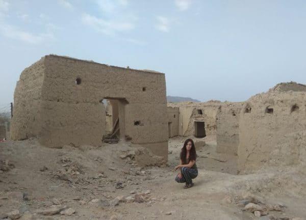 Solo female travel in Oman