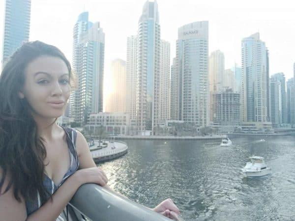Detained in Dubai