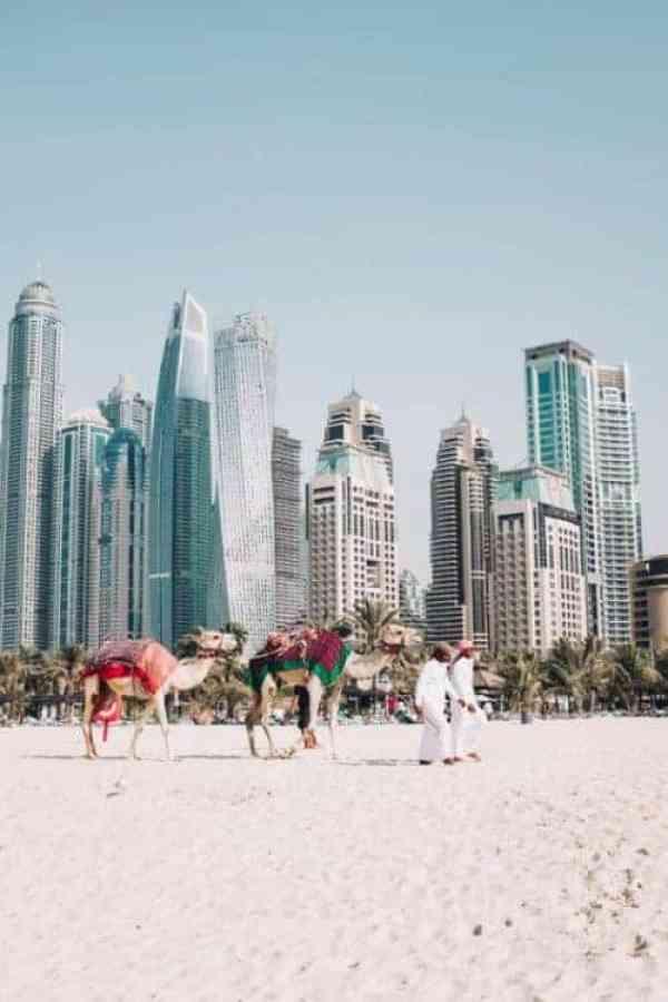 Oman to Dubai Border Crossing