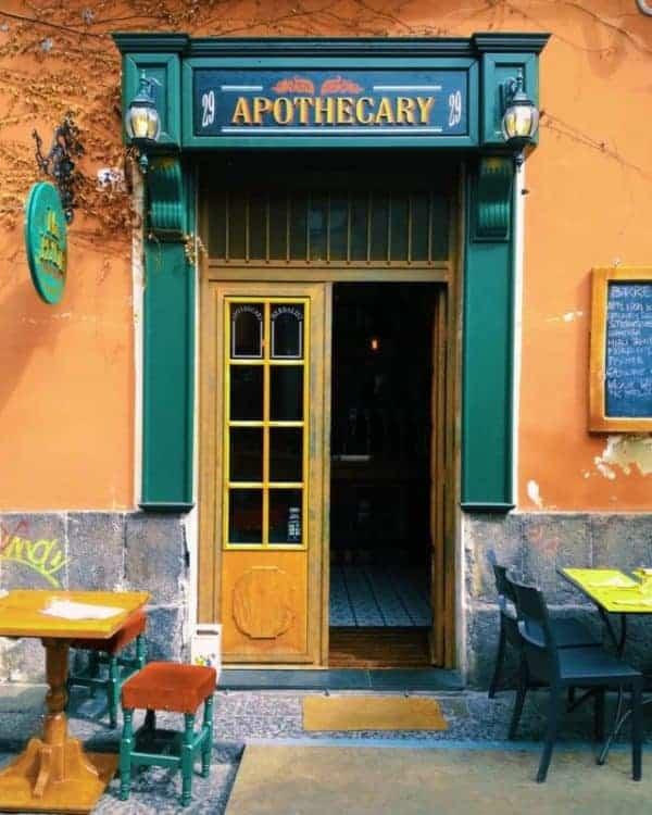 Catania Sicily South Italy