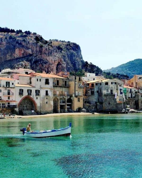 Sicily Itinerary