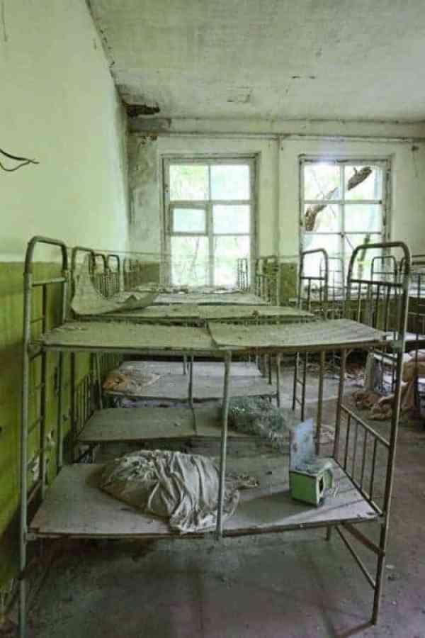 Dark Tourism destinations: Chernobyl