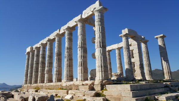 Sounion temple of Poseidon day trip