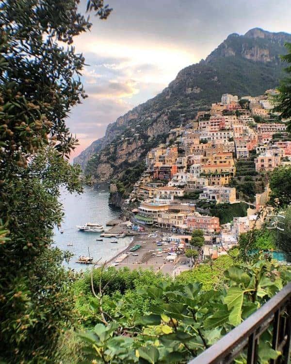 Italy itinerary: The Amalfi Coast