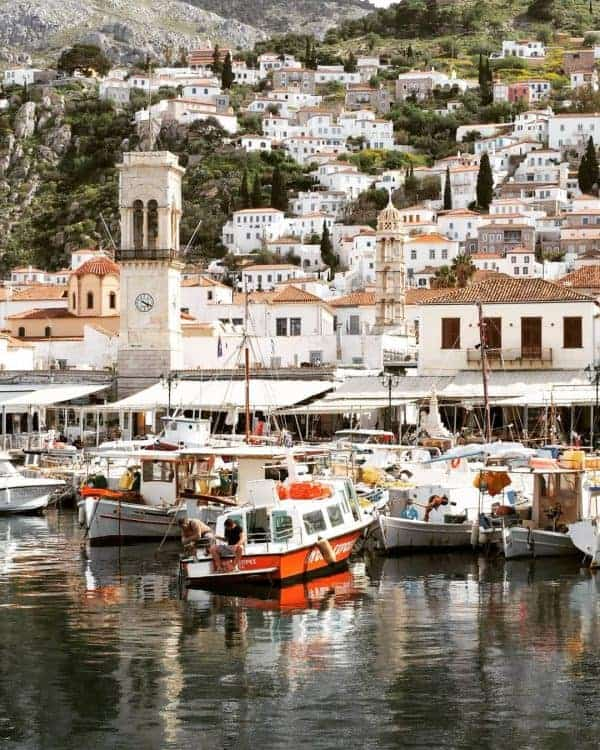 Planning a Trip to Greece: Lovely Hydra, Saronic Gulf