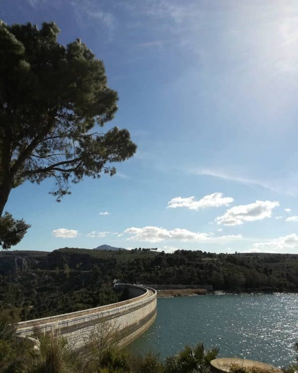 Hikes in Athens: Lake Marathon