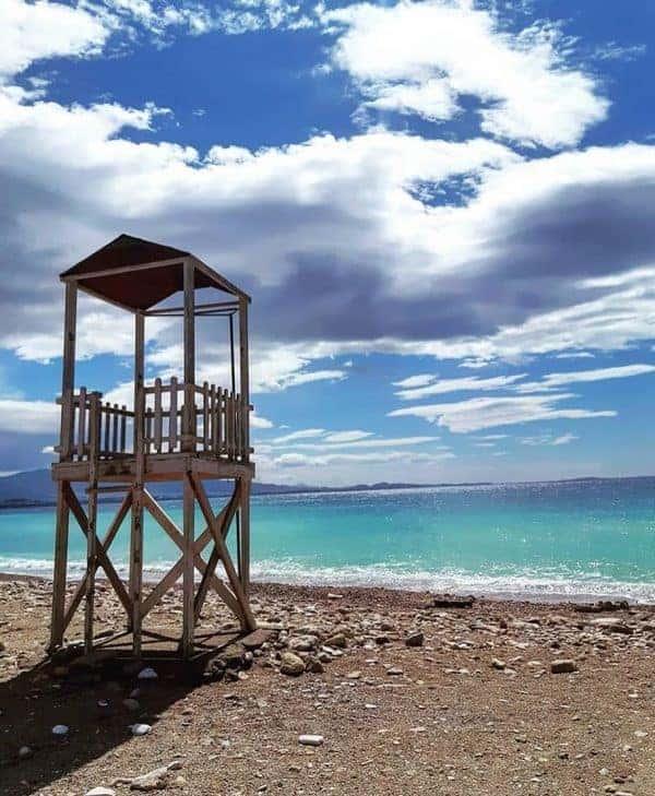 Beaches of Piraeus