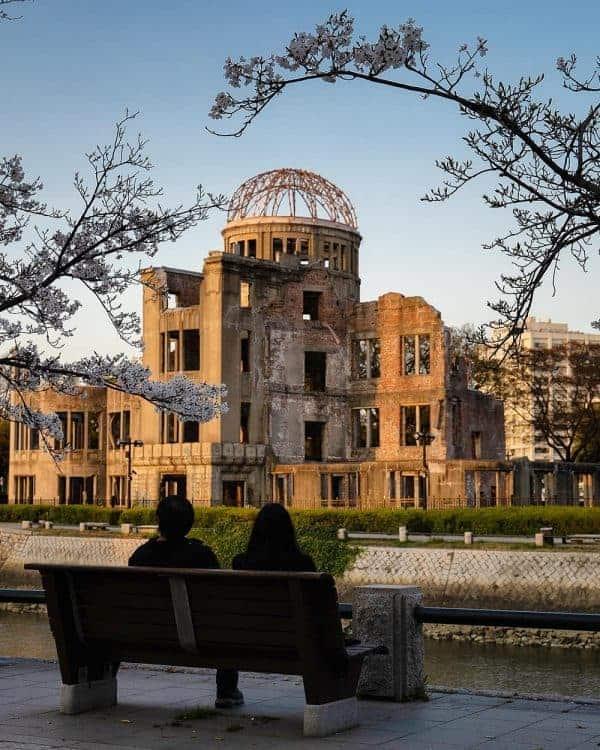 Dark tourism destinations: Hiroshima, Japan