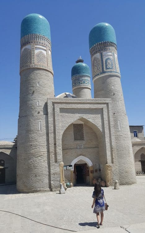 Uzbekistan Travel Guide: Chor Minor, Bukhara