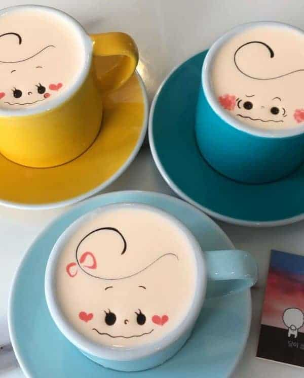 Best Coffee Shops in Seoul: C. Through Cafe