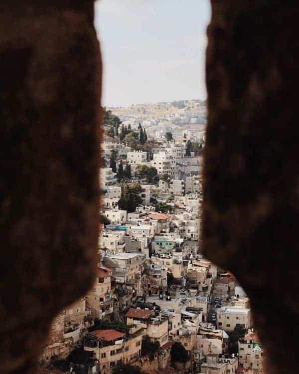 Places to visit in Jerusalem Israel