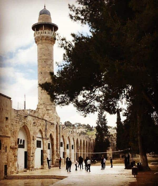 Places to Visit  in Jerusalem: The Muslim Quarter