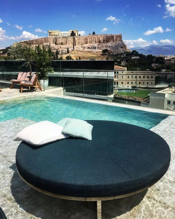 Best Hotels in Athens: Coco Mat Athens