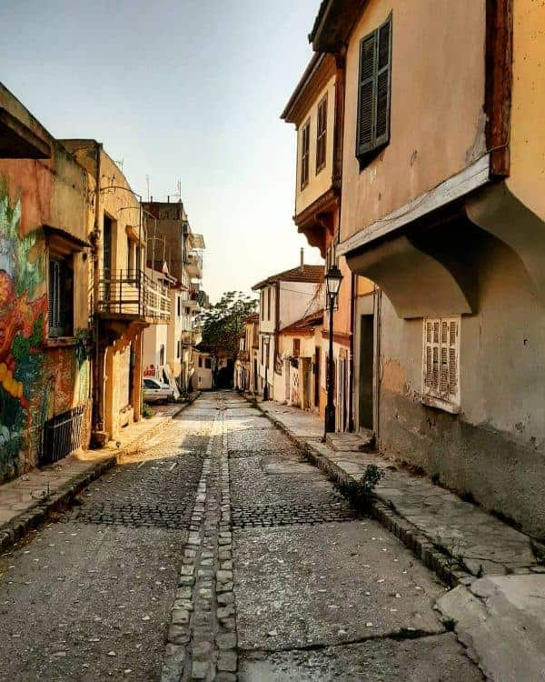 Things to do in Thessaloniki: Ano Poli is the oldest part of town
