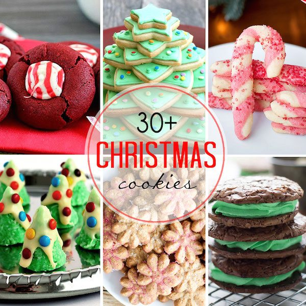 30 Christmas Cookie Ideas High Heels And Grills