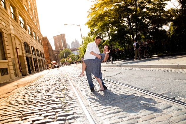 Giana Tortorella and Rick Russo's Engagement Shoot.