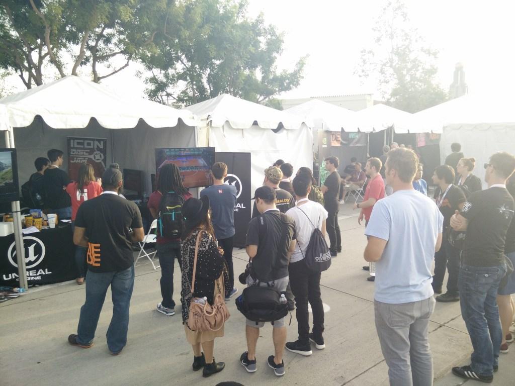 IndieCade Crowd