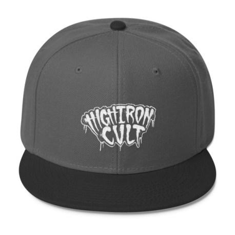 High Iron Cult Snapback (Gray)