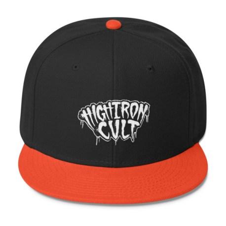 High Iron Cult Snapback (Orange)