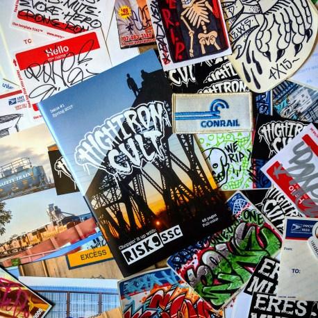 Freight Graffiti Magazine, Slaps, Stickers, Hardcopies Contest Giveaway