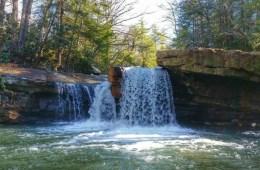 Water Fall on Deckers Creek