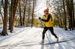 Cross Country Skiing in WV