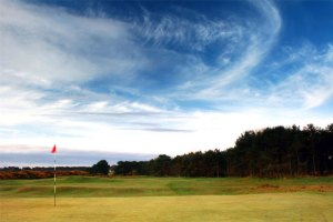 The Nairn Golf Club Fifthteenth Green