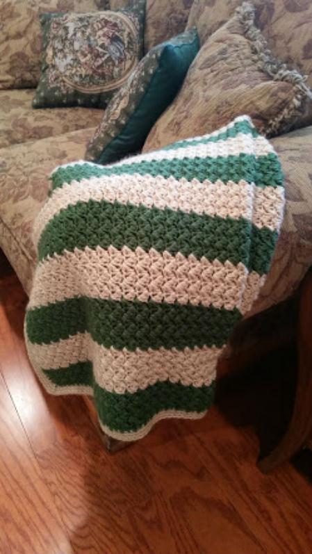 Cullen's Baby Blanket