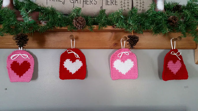 Heart Hanging Tags