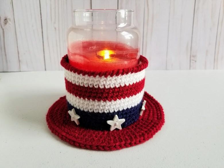 Americana Hat Free Crochet Pattern Highland Hickory Designs