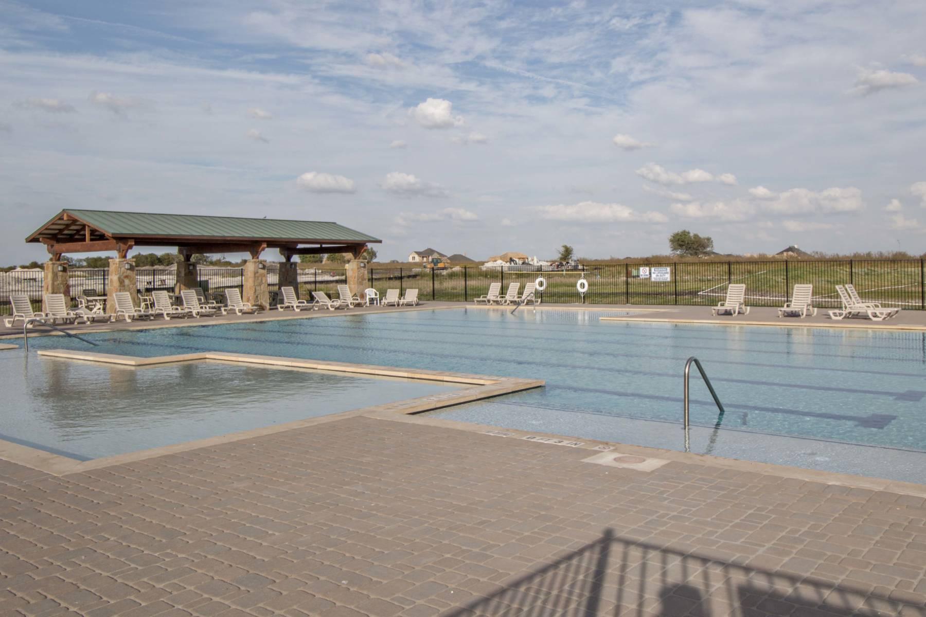New Home Community Information Siena Round Rock Texas 78665