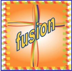 Fusion web logo