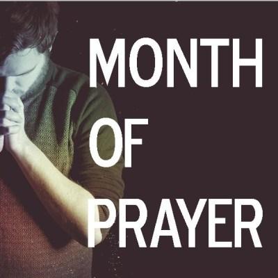 Month of Prayer 2