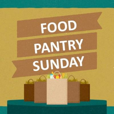 Food Pantry Sunday