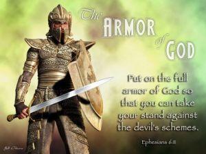 whole armor of god kjv