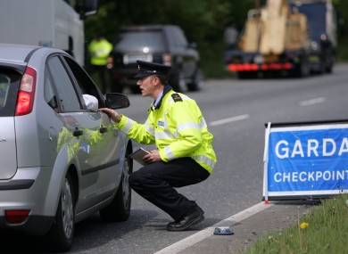 Image result for Almost 50% of speeding drivers in Ireland escape court appearance as summons not served