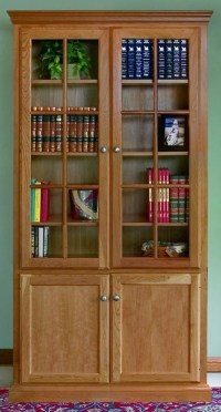 PDF DIY Bookcases With Doors Download boot bench project ...