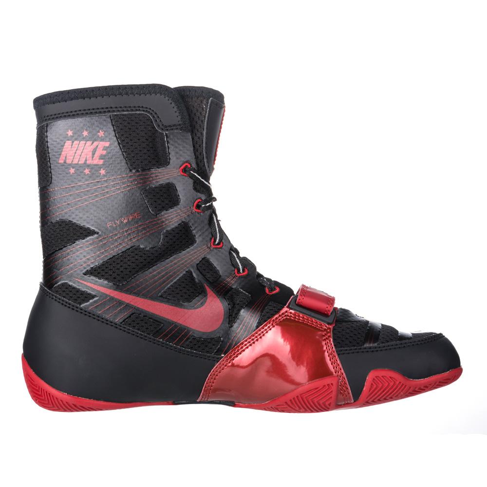 Nike HyperKO Boxing Shoes - Black/Red