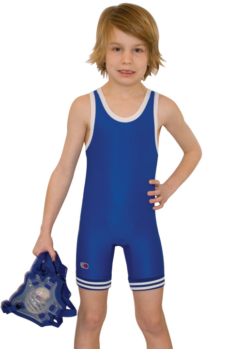 Cliff Keen Collegiate Compression Gear Youth Wrestling Singlet