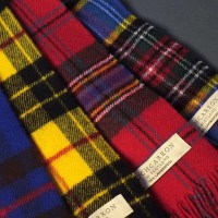 Lochcarron Lambswool Scarf | Highland Store