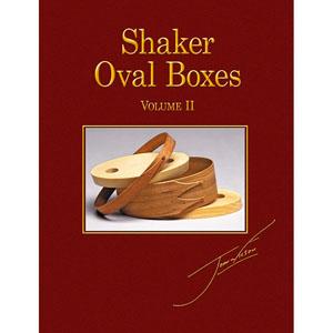 Shaker Oval Boxes John Wilson