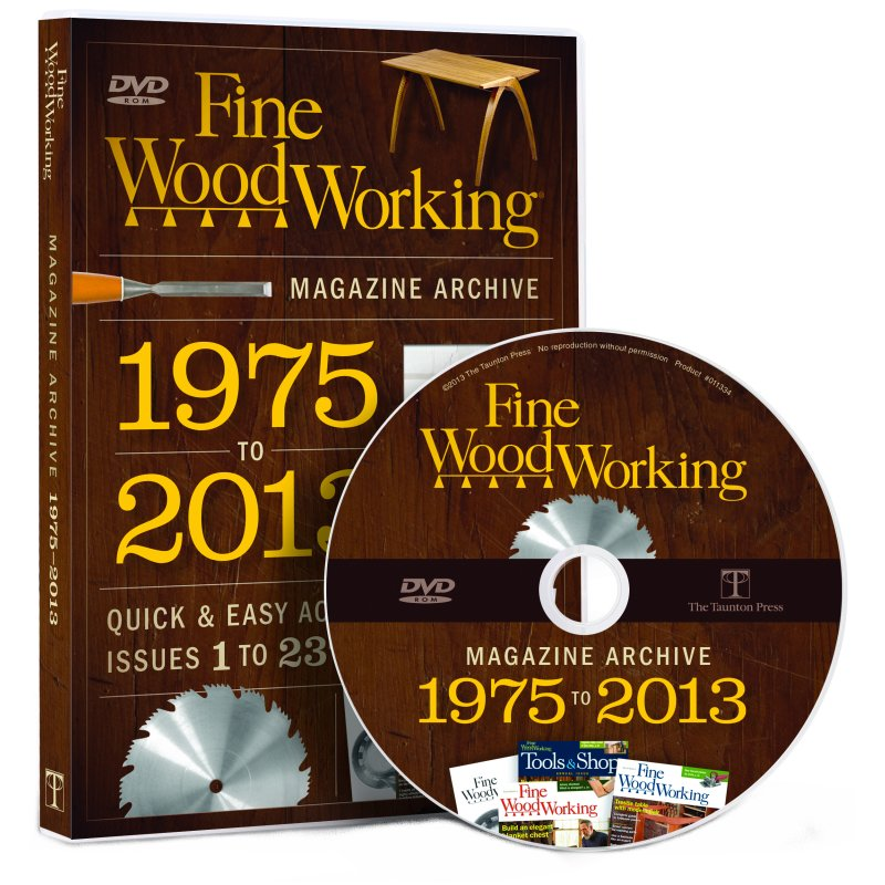 Fine Woodworking Archive Dvd Free Download