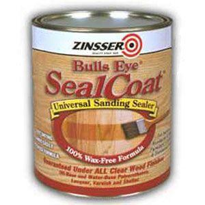 Bullseye Sealcoat Home Depot