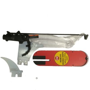 Sawstop Overarm Dust Collection Parts