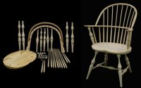 Sackback Windsor Chair Kit