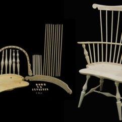Windsor Chair Kits Japanese Massage New England Combback Kit 178004