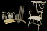 New England Combback Windsor Chair Kit 178004