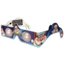Holiday Specs Glasses Christmas Lights