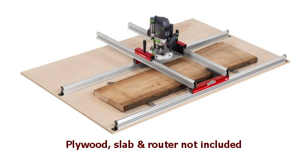 Router Planing Sled Bit